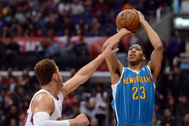 Anthony Davis out Tonight vs. Thunder with Shoulder Sprain