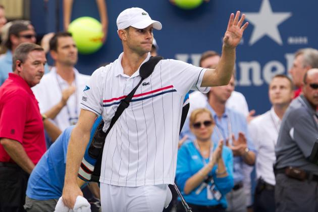 Andy Roddick Sues a Charity for More Than $100K
