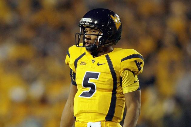Pat White Planning NFL 'relaunch' at West Virginia Pro Day