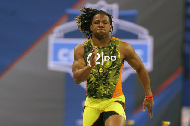 Stafford Takes His Turn at Combine