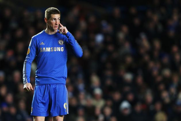 Middlesbrough vs. Chelsea: Blues Should Take Risk with Fernando Torres