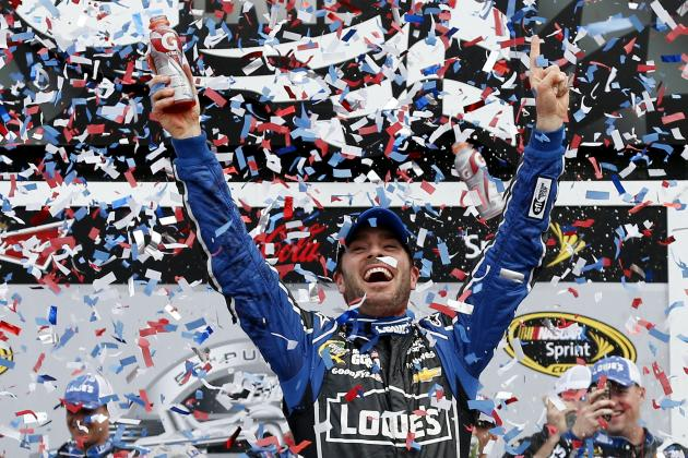 Lowe's Extends Deal to Sponsor Johnson's 48