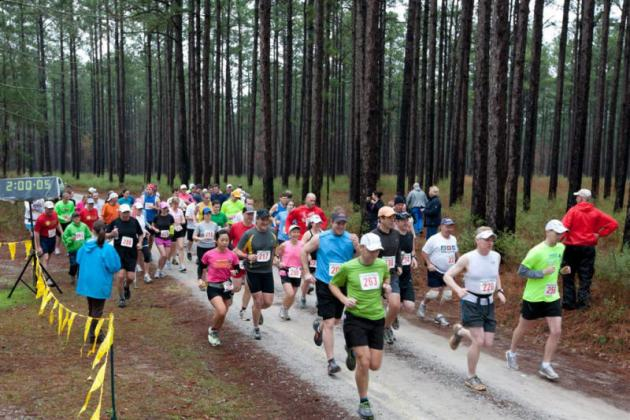 Mississippi 50 Trail Run 2013: Route, Start Time, Date and More