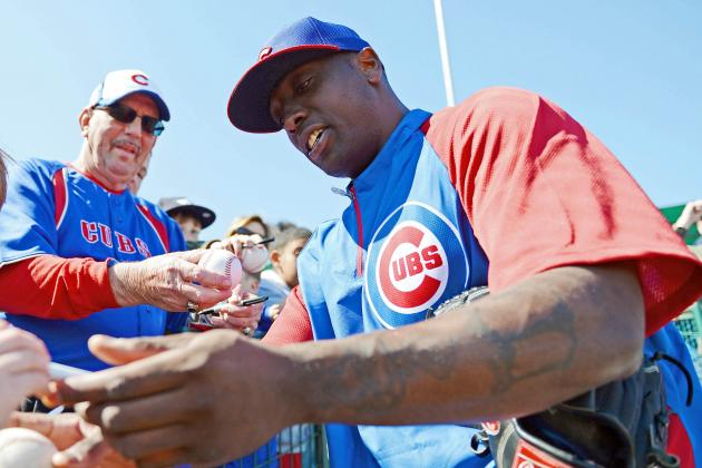 Dontrelle Willis' Comeback with Cubs Lasts Seven Pitches