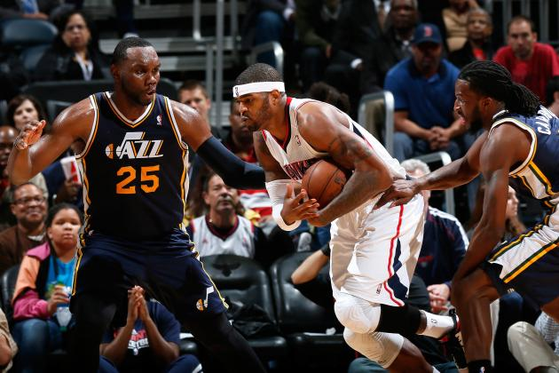 Hawks vs. Jazz: Utah Must Improve Defense to Avoid Dropping 3 Straight