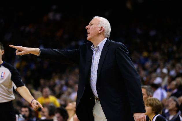 Mike Monroe: No Better Guy to Coach USA Than Popovich