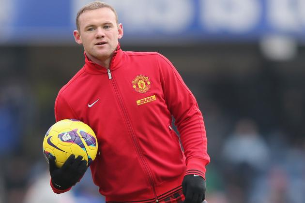 PSG Linked with Summer Rooney Bid