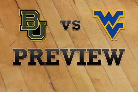 Baylor vs. West Virginia: Full Game Preview