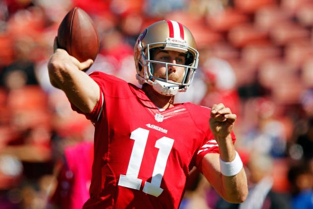 Alex Smith Trade Would Be Perfect Move to Help Kansas City Chiefs Regain Success
