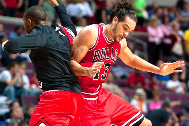Campaigning for Joakim Noah as NBA Defensive Player of the Year