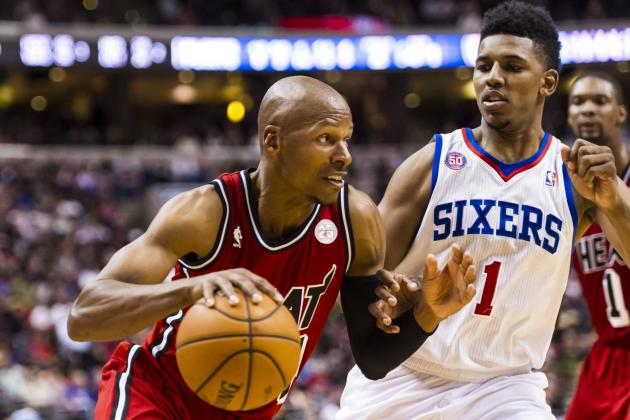 An Inspiring Moment for Ray Allen On, off the Court
