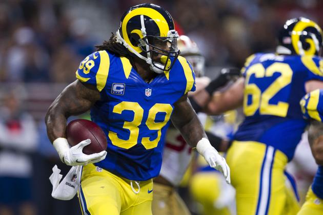 Debate: Would Steven Jackson Be a Good Fit for the Falcons?