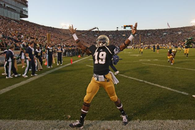 Notre Dame Football: Davonte' Neal Will Be Breakout Star in Spring Practice