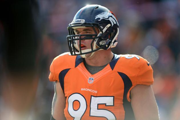 Wolfe's Versatility Won't Keep Broncos from Evaluating D-Linemen