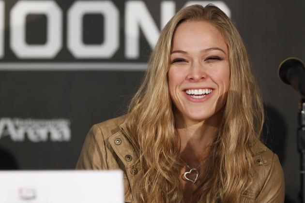 UFC 157 Estimated at 500,000 PPV Buys, Cements Ronda Rousey as UFC Star