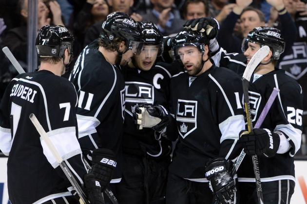 Los Angeles Kings Find Success with a Return to Team Basics