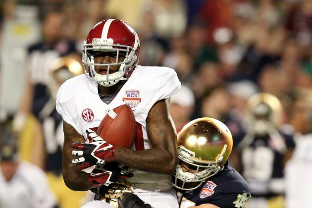 Alabama WR Marvin Shinn Likely Transferring; Danny Woodson Jr...