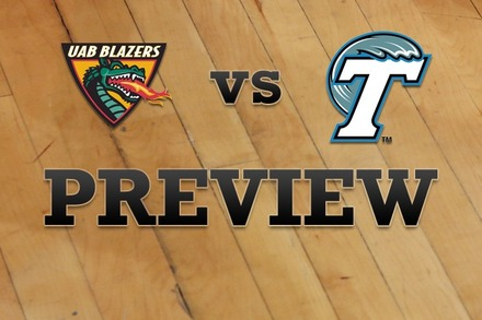 UAB vs. Tulane: Full Game Preview