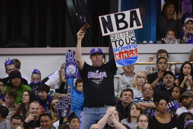 Another Suitor Emerges for the Sacramento Kings