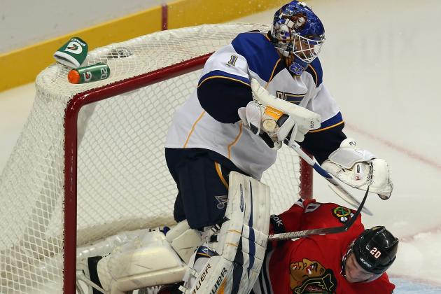 Blues Waiting and Readying for Blackhawks