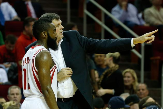 Rockets Second 'Training Camp' Comes at Right Time