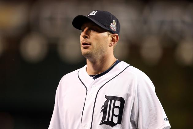Tigers' Max Scherzer to Start Sunday: 'I'm Ready'