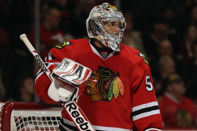 Crawford In, Bolland Out vs. Blues