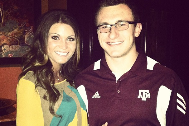 Rumors of Split Between Johnny Manziel and Model Girlfriend Sarah Savage Abound