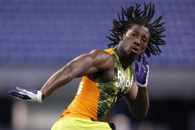 UW's Desmond Trufant runs surprisingly quick 40 at NFL combine