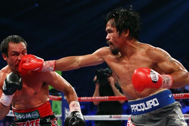 Manny Pacquiao: Adding Fight Before Juan Manuel Marquez Rematch Would Be Wise