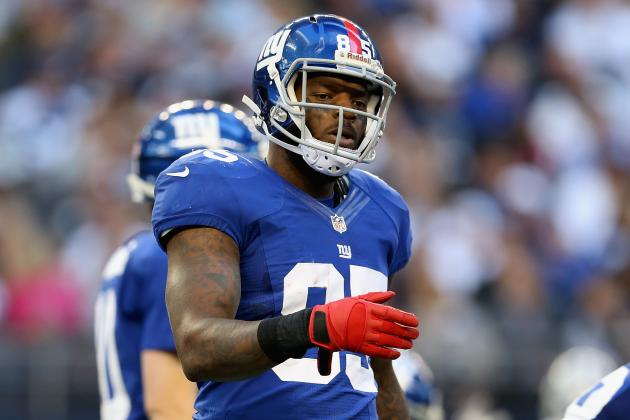 "Martellus Bennett Isn't ""feeling the Love"" from the Giants"