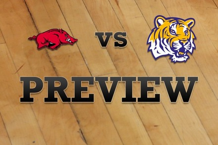 Arkansas vs. LSU: Full Game Preview