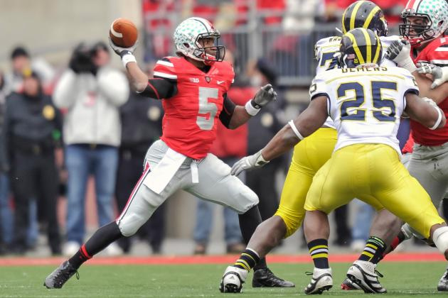 Braxton Miller's QB Coach Says He Has 'Rare Arm Talent,' and He's Right