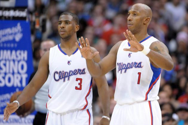 Clippers' Chauncey Billups Is the Perfect Complement to Chris Paul