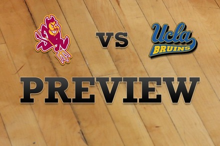 Arizona State vs. UCLA: Full Game Preview