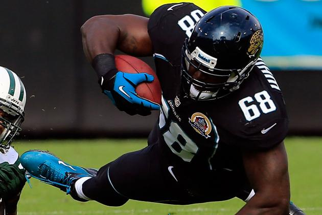 Jaguars Cut Whimper, Two Others