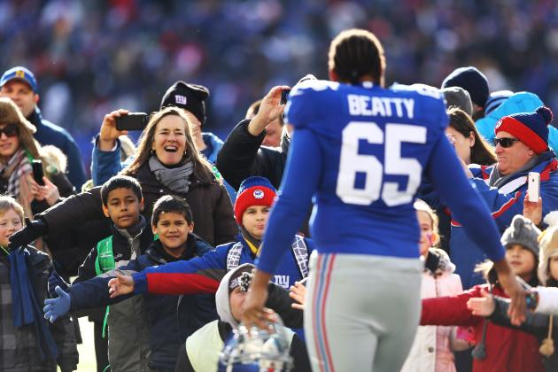 Big Blue Makes a Big Move: Will Beatty Inks 5-Year Deal