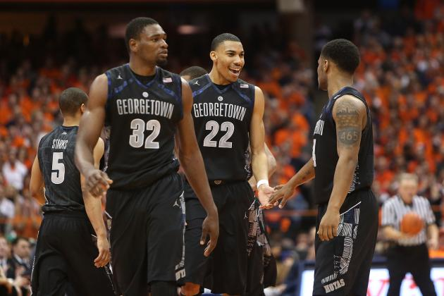 Georgetown vs. UConn: Hoyas Defense Will Dominate the Huskies
