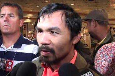Manny Pacquaio Reportedly Shunning Religious Advisors