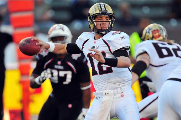 Bengals May Target Backup Quarterback in NFL Draft