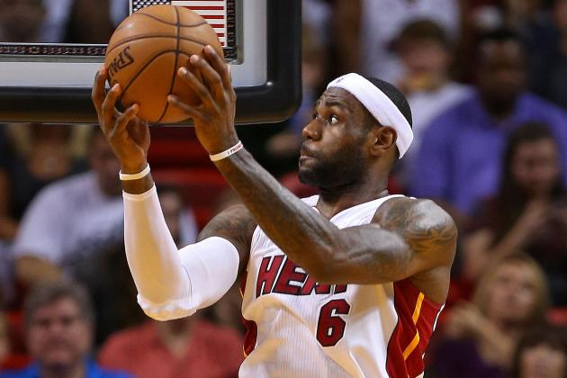 LeBron James' Pregame Dunk Routine: LBJ Shouldn't Let Critics Influence Him