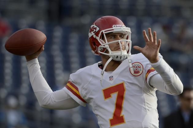 Matt Cassel Could Be on Cardinals Radar