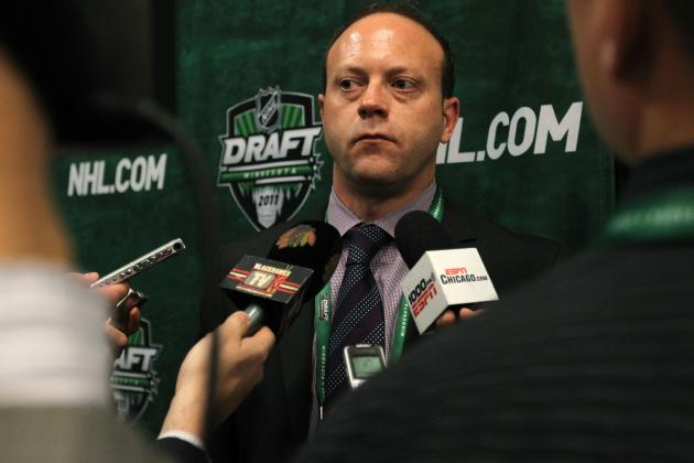 Is the Blackhawks' Stan Bowman Becoming One of the NHL's Best General Managers?