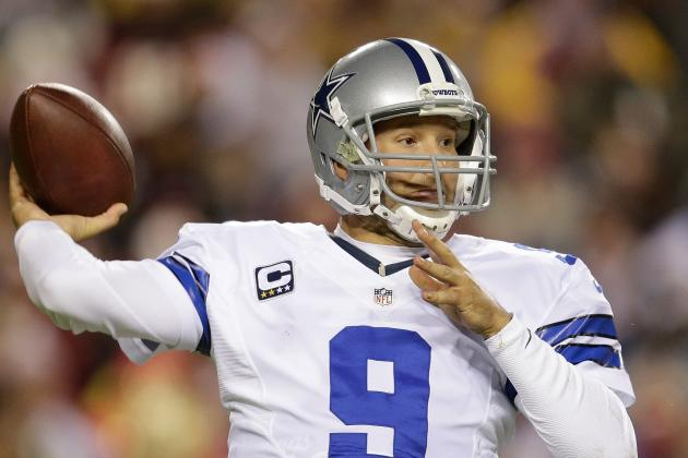 Tony Romo Doesn't Owe Cowboys Discount
