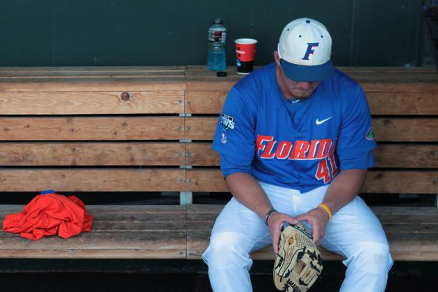 Florida Gators Baseball: How Will They React to a Dismal Season?