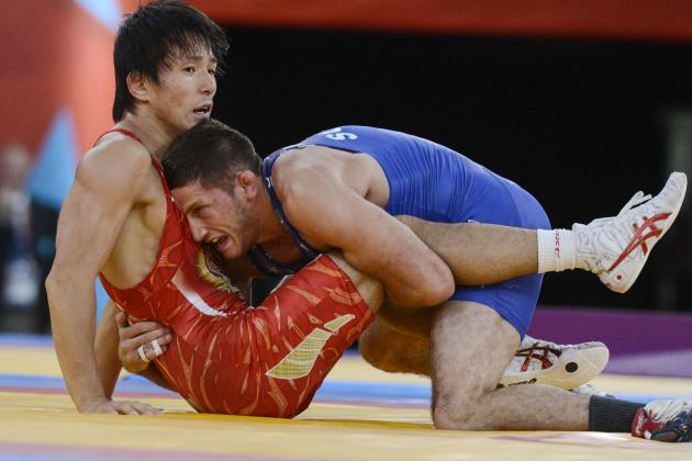 Coleman Scott, Olympic Wrestling in for the Fight of Their Lives