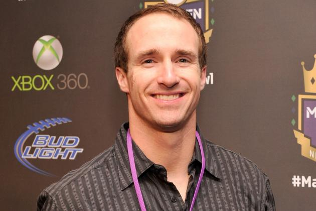 Brees Willing to Consider Anything That Will Help Saints' Salary Cap Issues