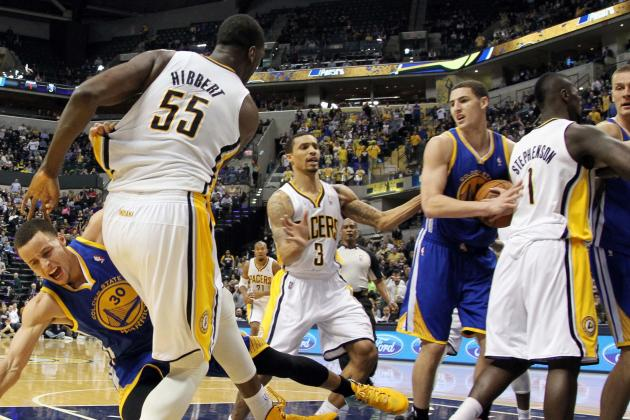 Roy Hibbert Suspended One Game