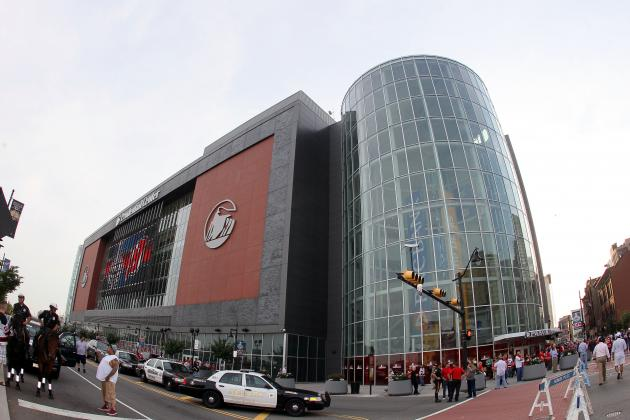 Newark, Devils Reach Revenue-Sharing Deal for Prudential Center