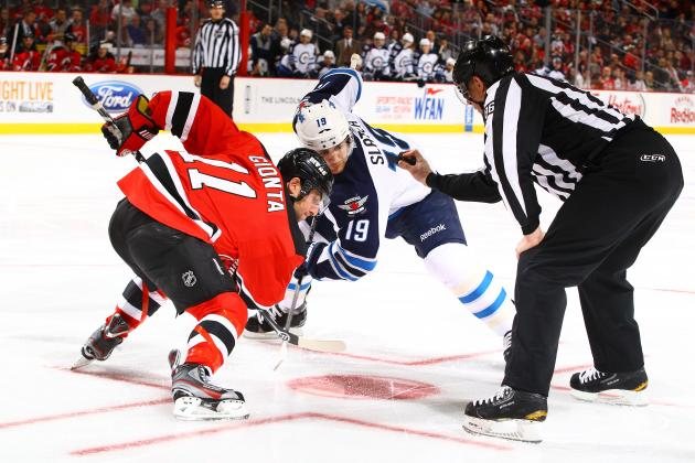 Back from Successful Trip, Jets Host Devils